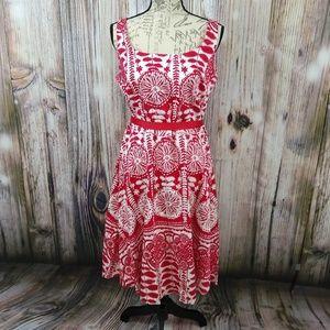 Breakin' loose Floral Sleeveless Dress Size 14
